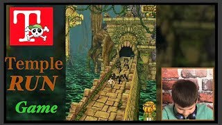 Temple Run Game Greek Gameplay Παιχνίδια στο Famous Games/// Famous Toli