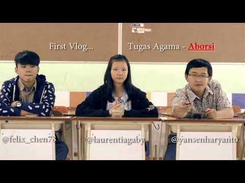 *Vlog Pertama* Seputar Aborsi - Tugas Agama
