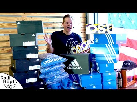 I Bought $3,650 Worth Of Adidas To Sell On EBay!