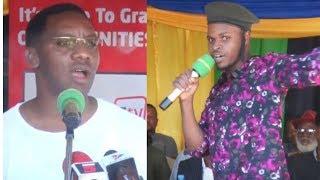 Mr Beneficial Awavunja Mbavu Diamond, Makonda Manara! thumbnail