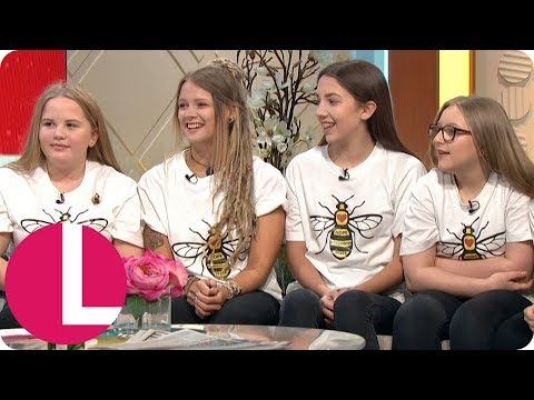 BGT's Dance Group 'Rise' Discuss Their Inspirational Audition | Lorraine