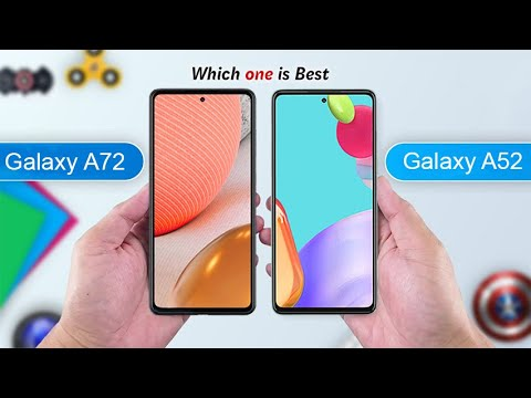 Samsung Galaxy A72 5G Vs Galaxy A52 5G - What is Difference || Which One Best.