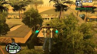 GTA San Andreas Beta. Final vs Beta version
