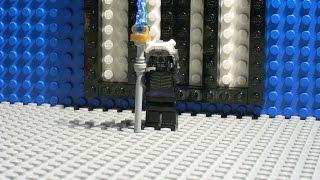 X Fighters! Season 1 Episode 51-52-53-54-55-The Final Battle (LEGO Stop Motion)