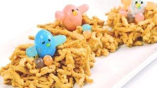 Bird's Nest Noodle Treat Recipe   Radacutlery.com