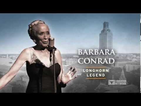 Barbara Conrad, Longhorn Legend
