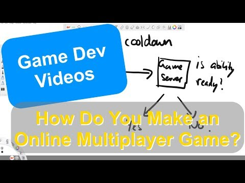 How To Make An Online Multiplayer Game | Phaser 3 Game Dev Tutorial thumbnail