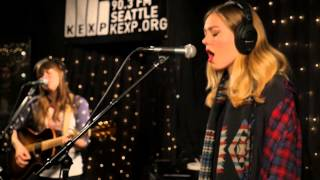First Aid Kit - Waitress Song (Live on KEXP)