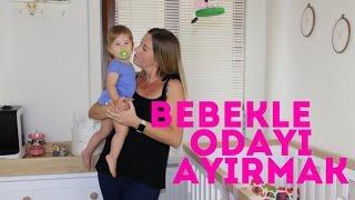 Bebekle Odayı Ayırmak | Merve'yle Yaz