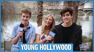 Jack and Jack Hang with Fans and Talk New Music at SXSW!