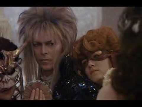 """Underground"" (Labyrinth Soundtrack) - David Bowie - YouTube Labyrinth David Bowie"