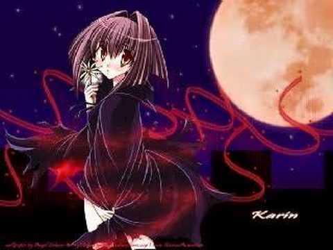 Oblivion Wallpaper Hd Karin Chibi Vampire Ost Shoshite 2 Nin Wa Youtube