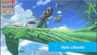 Voie céleste — Mario Kart 8 Deluxe (musique)