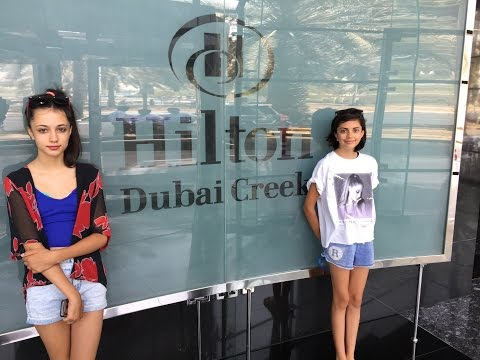 Hilton Dubai Creek, City & Hilton Jumeirah Resort Hotels