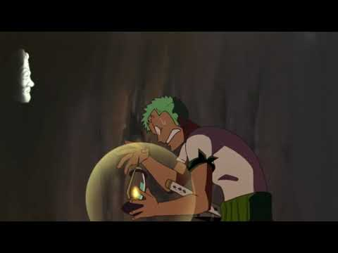 Zoro Got Scared?