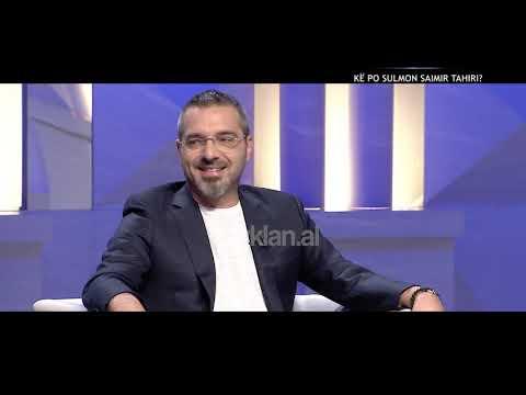 Opinion - Ke po sulmon Saimir Tahiri? (01 nentor 2018)