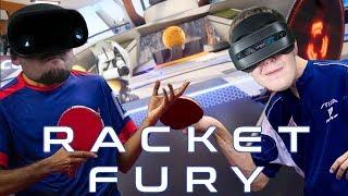PING PONG NA VR | RACKET FURY: TABLE TENNIS VR #1