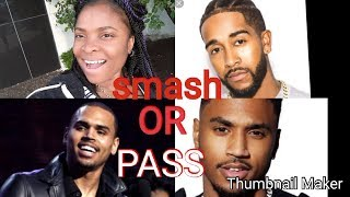 SMASH OR PASS CELEBRITY ADDITION, FT. OMARION, USHER AND MORE