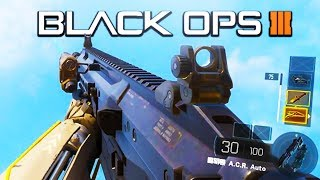 the ACR...😍 (Black Ops 3)