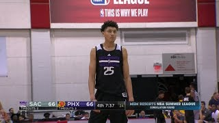 Full Highlights: Sacramento Kings vs Phoenix Suns, MGM Resorts NBA Summer League