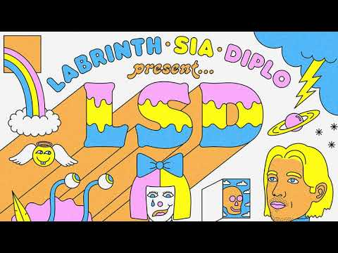 Free Download Lsd - Welcome To The Wonderful World Of (official Audio) Ft. Labrinth, Sia, Diplo Mp3 dan Mp4