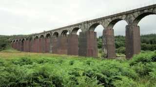 Big Water of Fleet Viaduct, Dumfries & Galloway 2013