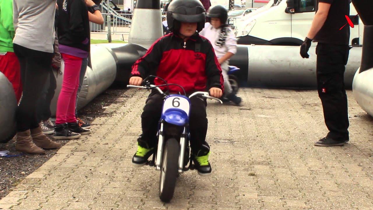 Mini Kühlschrank Yamaha : Mini motorrad bahn by xtreme events youtube
