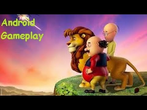 Motu Patlu: King of Kings Gameplay...