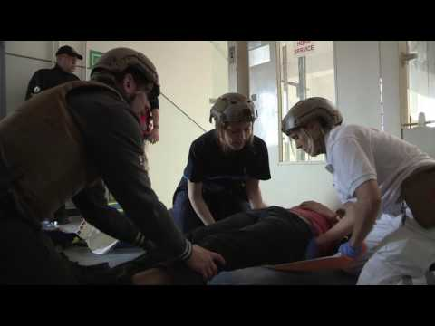 Tactical Emergency Casualty Care - TECC NAEMT Belgium