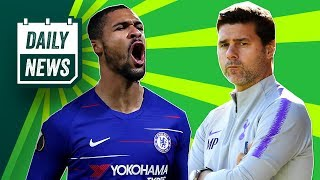 Real Madrid want Mauricio Pochettino + Ruben Loftus-Cheek excites for Chelsea ► Daily Football News