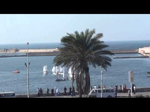 World Maritime Day in the Bibliotheca Alexandrina: Sailing Boat show by Egyptian Yacht Club