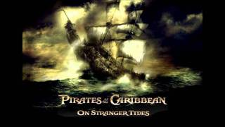 Pirates of the Caribbean 4 - Soundtrack 10 - On Stranger Tides