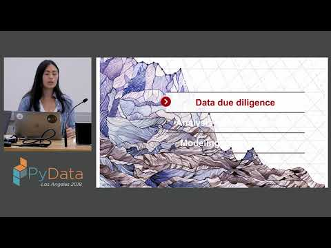 Tamara Louie: Applying Statistical Modeling & Machine Learning To Perform Time-Series Forecasting