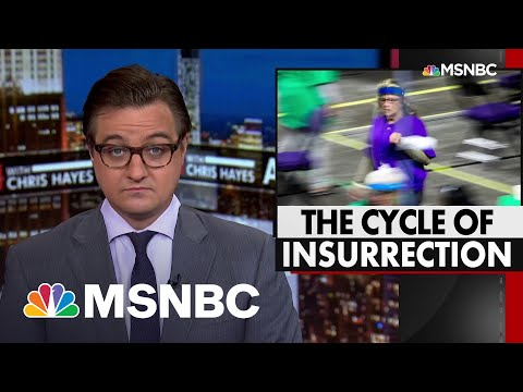 Chris Hayes: Breaking The Legitimacy Of Our Elections Breaks Everything Else