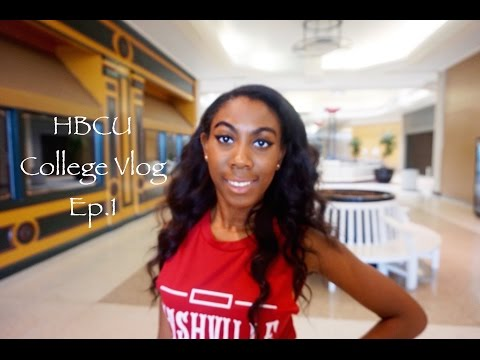 Welcome Week on the Yard(Southern University) HBCU College  Vlog