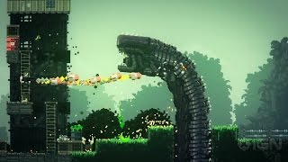 Broforce - Alien Infestation Update Trailer