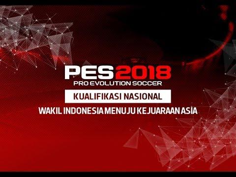 FINAL DAY - Kualifikasi Nasional PES Road To Asian Games 2018