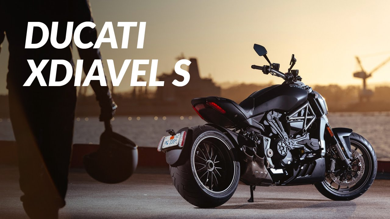 ducati xdiavel s 2016 first ride in san diego & reviewred live
