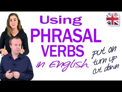 Phrasal Verbs - English Vocabulary