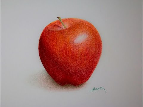 Red Apple Step by Step