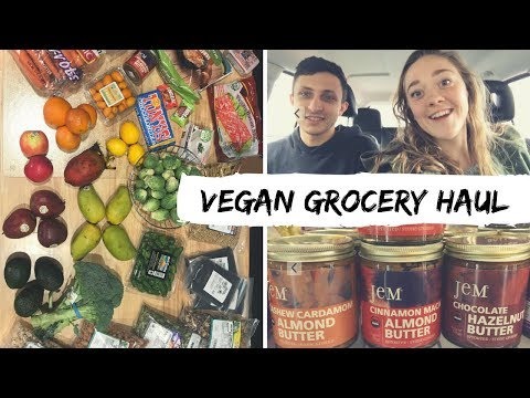 COME GROCERY SHOPPING WITH ME | VEGAN | Portland, OR