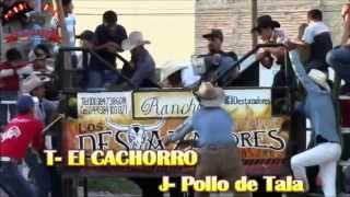 !!TORNEO RELÁMPAGO DE GANADERIAS EN TALA JALISCO!! 18-OCT-2015 EMPRESA 2 HERMANOS.....