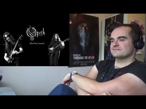 Opeth - Black Rose Immortal Reaction