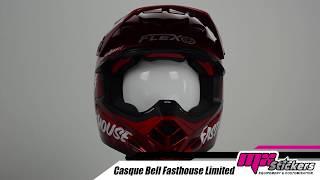 Casque cross Moto-9 Carbon Flex Fasthouse Série Limitée