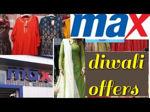 Max Fashion Kurthi Collection Diwali Offers Max Fashion Store Tour