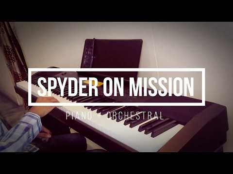 Spyder On Mission - Spyder // Piano + Orchestral