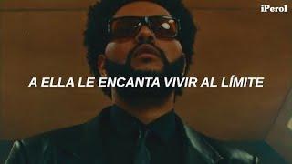 The Weeknd - Take My Breath (video oficial) // Español