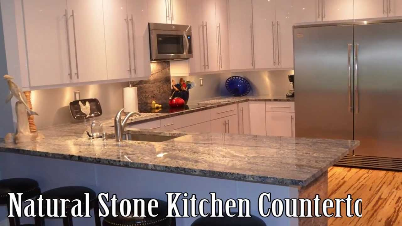 Granite Or Limestone Kitchen Countertops Custom Made From Natural Stone For  Dallas Or Houston, TX