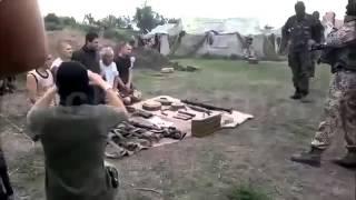 УКРОПЫ издеваются над пленными ополченцами УКРАИНА НОВОСТИ СЕГОДНЯ