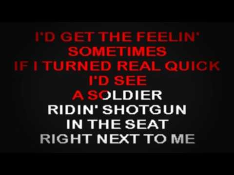 SC2340 02   Ball, David   Riding With Private Malone [karaoke]